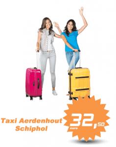 taxi Aerdenhout schiphol